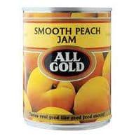 All Gold Peach Jam