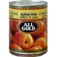 All Gold Smooth Apricot Jam