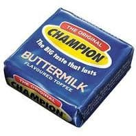 Champion Buttermilk Flavoured Toffee