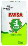 Iwisa Maize Meal - 2.5kg