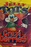 Jelly Tots Crazi Berries - 100g