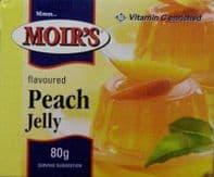 Moirs Peach Jelly