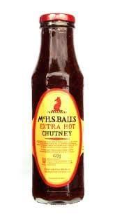 Mrs Balls Chutney Extra Hot - 470g