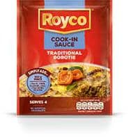 Royco Cook in Sauce - Traditional Bobotie