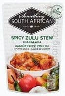 Something South African Spicy Zulu Stew