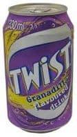 Twist Granadilla