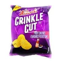 Willards Crinkle Cut Fruit Chutney  Chips - 125g