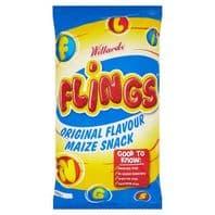 Willards Flings - 150g