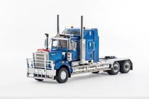 Drake Kenworth  C509 Metallic Blue