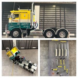 Iconic Replicas  Kenworth K100 G  Toll Express