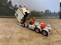 Iconic Replicas  Kenworth K100 G  White/red