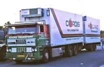 Tekno Daf Koene Transport (Pre Order)