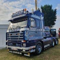 Tekno Scania Luc Ringoot (pre Order)