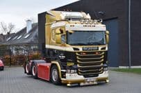 Tekno Scania R lowroof Peter Wouters (Pre Order)