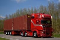 Tekno Scania Weeda (Pre-order)
