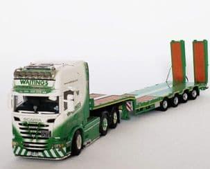 WSI/ADMT  Scania R580 Waitings ltd Cumbria England