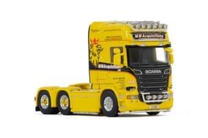 WSI/ADMT  Scania  R730  Streamline M & M Acquisitions  England