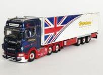 WSI/ADMT  Scania S580 Harrisons Transport Preston England