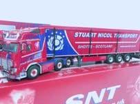WSI/ADMT  Volvo FH16 Stuart Nicol Transport