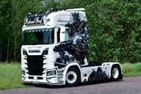 WSI Models  Scania Roland Graf (  Pre order)