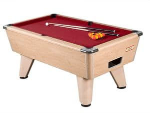 6/7ft Oak Supreme Winner Pool Table