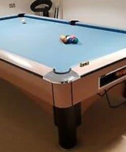 9ft Sam's K Steel American Pool Table