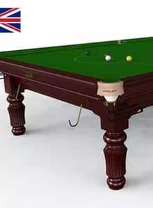 Riley Renaissance 8ft Snooker Table in Mahogany