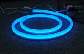 Neon Flex BLUE Low 24 voltage