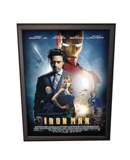 Poster Case Illuminated