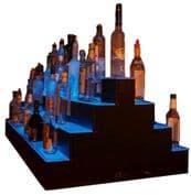 Pyramid Bar Drink Plinth 4 Level