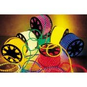 Red,Green,Blue,Clear,Yellow 45m Static Duralight Rope Light