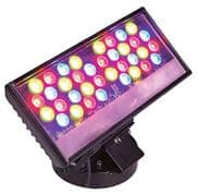 RGB LED Wall Washer with DMX