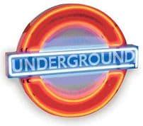Underground Neon Sign (NEON5)