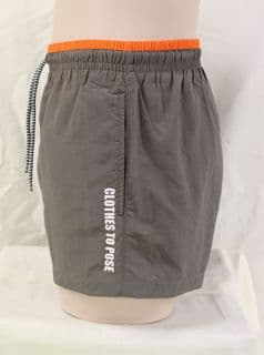 Grey swimming Shorts