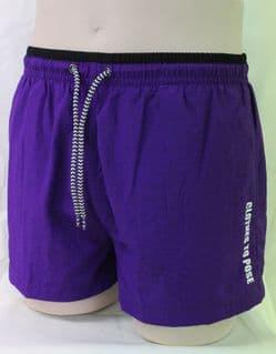 Purple swimming Shorts