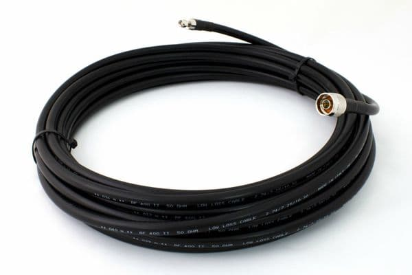 10M RF400 Very Low Loss Cable Assembly