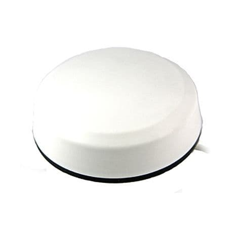 710218 - 3G/4G Low Profile SmartDisc tape mount antenna white