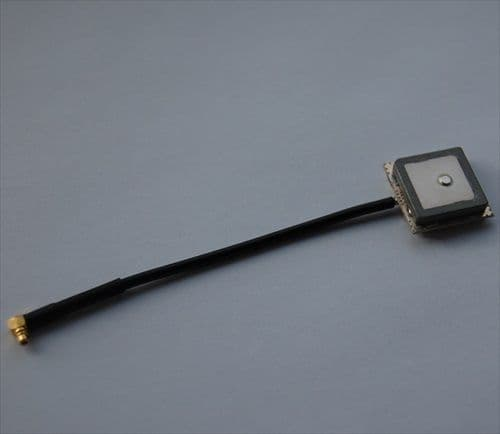 FGPS35064-MR-10 - Internal Active GPS antenna 100mm RG174 MMCX RA