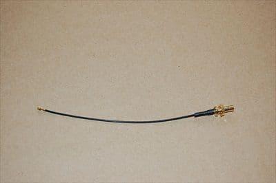M2MAC-MCF-SMBB-11 - MCF (GSC compatible to SMB Bulkhead Jack)