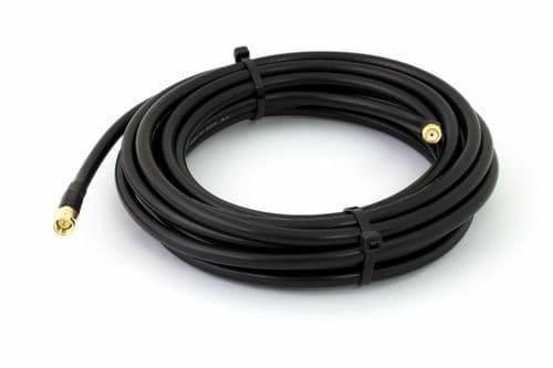 RF195-SF-SM-5M - 5M RF195 Low Loss Cable