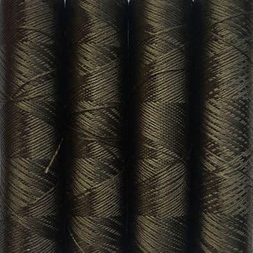 095 Peat - Pure Silk - Embroidery Thread