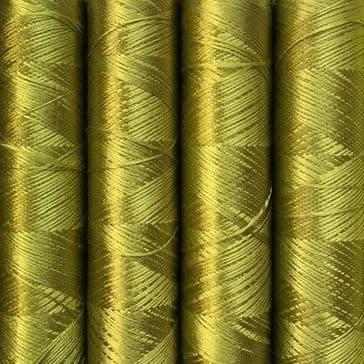 114 Basil - Pure Silk - Embroidery Thread