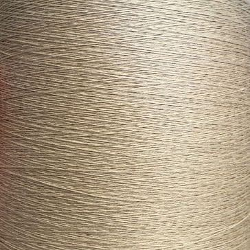 2/20 Combed Cotton Weaving Yarn - Caramel - 250g
