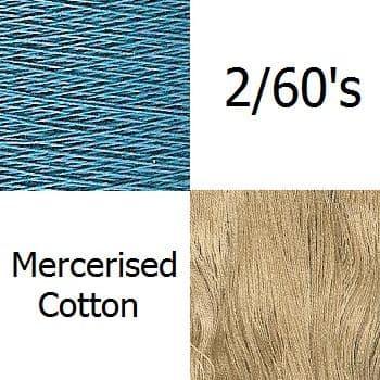 2/60c.c Mercerized cotton