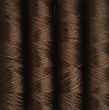 202 Mahogany - Pure Silk - Embroidery Thread