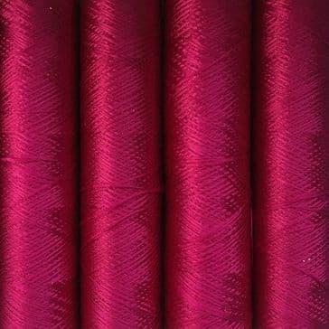 206 Magenta - Pure Silk - Embroidery Thread