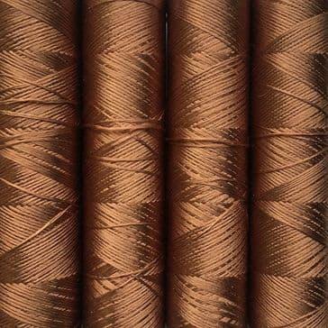 218 Brandy - Pure Silk - Embroidery Thread