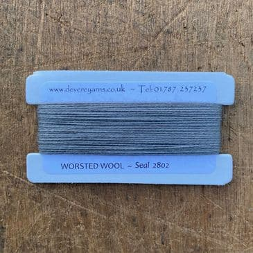 2802 Seal - Worsted Wool - Embroidery Thread
