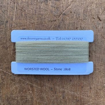 2808 Stone - Worsted Wool - Embroidery Thread