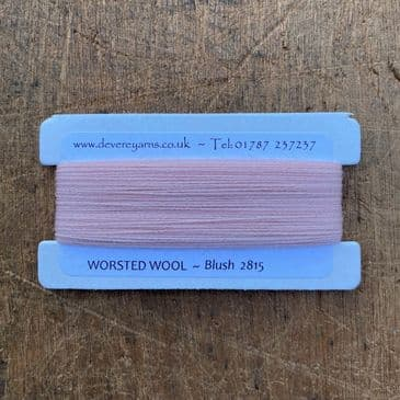 2815 Blush - Worsted Wool - Embroidery Thread